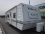 Used 2002 Forest River Wildwood 27BH Travel Trailer For Sale