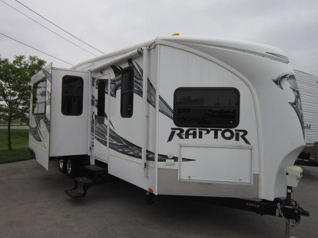 Buy a Used Keystone Raptor in Churchville, NY.