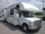 Used 2011 Fourwinds Chateau 31A Class C For Sale