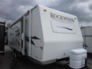 Used 2008 Forest River Rockwood 2501SS Travel Trailer For Sale