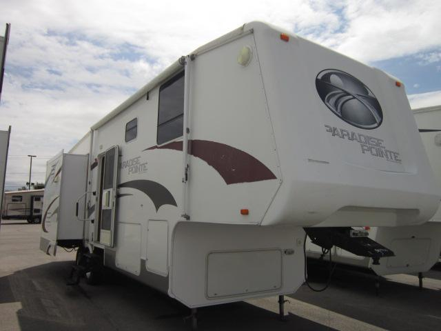 Used 2006 Crossroads Paradise Pointe 30CK Fifth Wheel For Sale