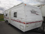 Used 2000 Fleetwood Terry 29S Travel Trailer For Sale