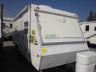 Used 2000 Keystone Cabana 2100 Hybrid Travel Trailer For Sale