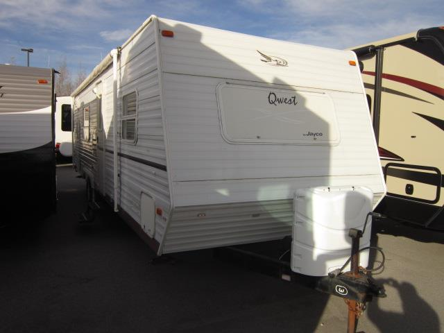 Used 2003 Jayco Qwest 294J Travel Trailer For Sale