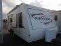 Used 2010 Forest River ECHO LITE SP192 Hybrid Travel Trailer For Sale