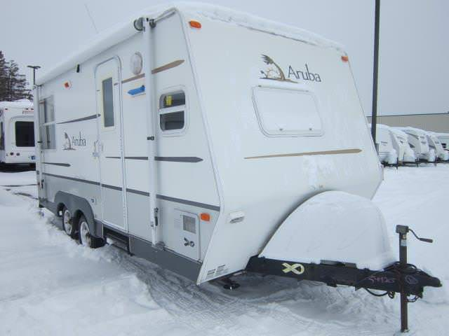 Used 2003 Starcraft Aruba 20RS Travel Trailer For Sale