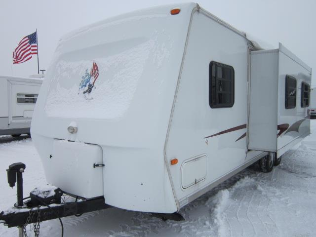 Used 2006 SPORTSMEN Frontier 2802 Travel Trailer For Sale