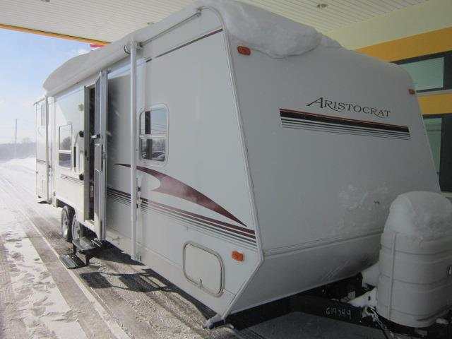 Used 2008 Dutchmen Aristocrat 27BH Travel Trailer For Sale