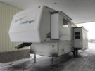Used 2003 Keystone Challenger 29RKS Fifth Wheel For Sale