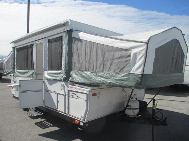 Used 2004 Flagstaff Flagstaff 625D Pop Up For Sale