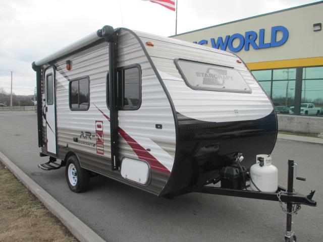 Used 2014 Starcraft AR-ONE 15RB Hybrid Travel Trailer For Sale