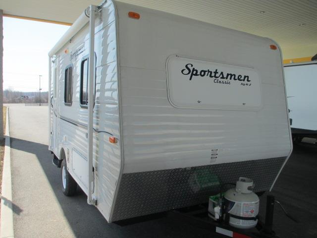 Used 2011 K-Z Sportsmen 14FKTH Travel Trailer For Sale