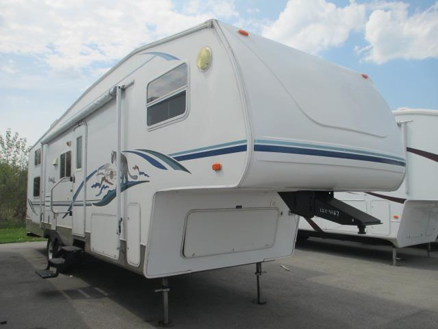 Used 2004 Keystone Cougar 281EFS Fifth Wheel For Sale