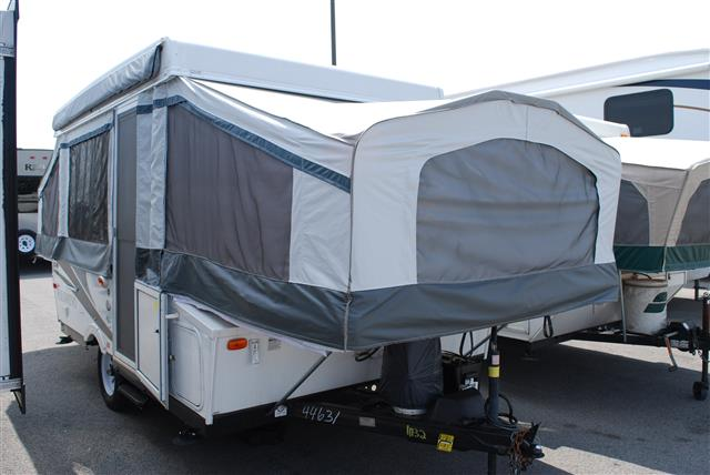 Used 2013 Forest River Palomino 4102 Pop Up For Sale