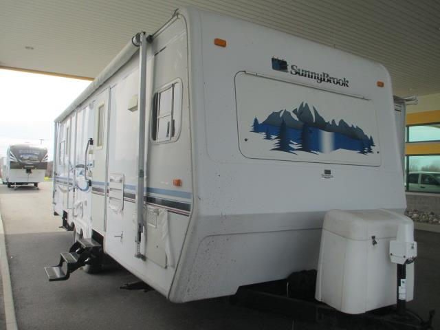 Used 2002 Sunnybrook Sunnybrook 27FKS Travel Trailer For Sale