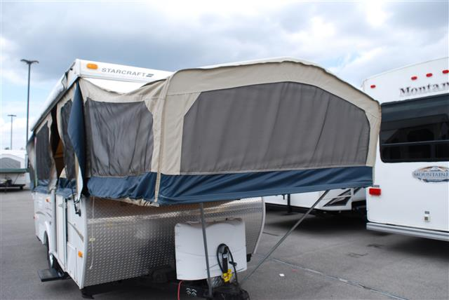 Used 2008 Starcraft Centennial M3612 Pop Up For Sale