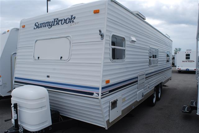 Used 2001 Sunnybrook Sunnybrook 26FK Travel Trailer For Sale