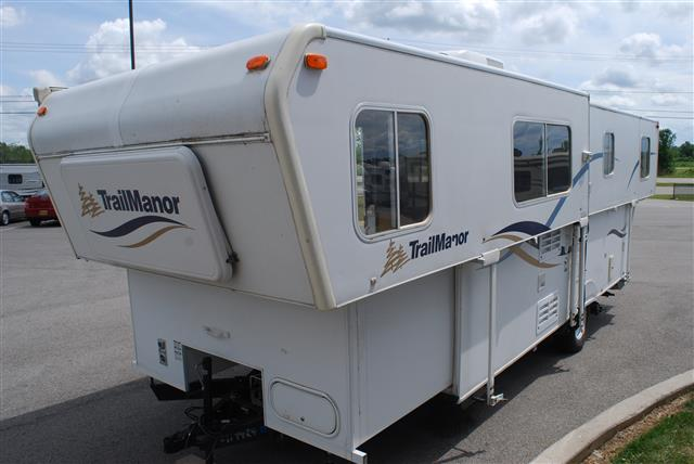 Used 2004 Trailmanor Trail Manor 2720SL Travel Trailer For Sale
