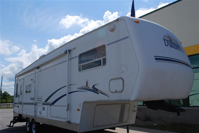 Used 2003 Dutchmen Classic 29RLS Fifth Wheel For Sale