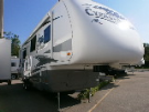 Used 2008 Newmar Cypress 32RKSH Fifth Wheel For Sale