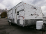 Used 2007 Crossroads Zinger 26RL Travel Trailer For Sale