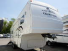 Used 2005 Forest River Cedar Creek 28LRLFS Fifth Wheel For Sale
