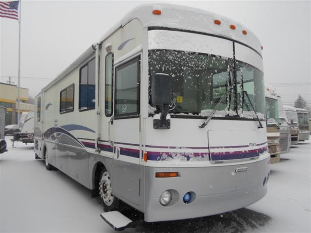 Used 2000 Itasca Horizon 36LD Class A - Diesel For Sale