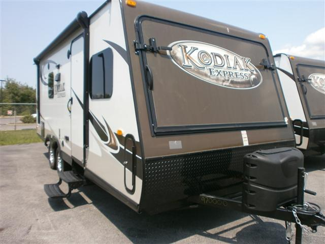 New 2015 Dutchmen Kodiak