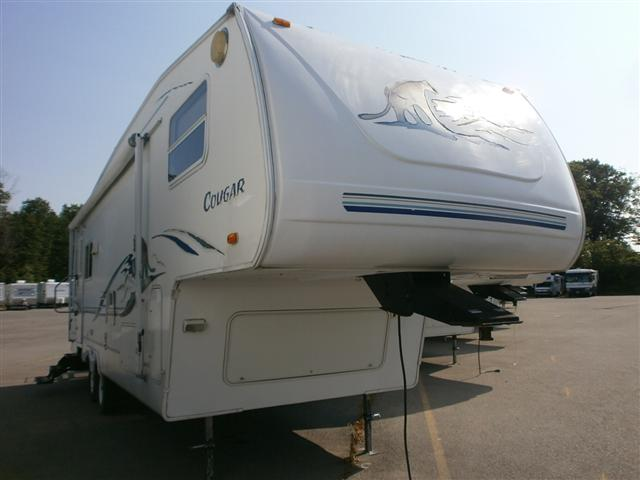 Buy a Used Keystone Cougar in Hamburg, NY.