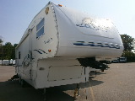 Used 2002 Keystone Cougar 276 Fifth Wheel For Sale