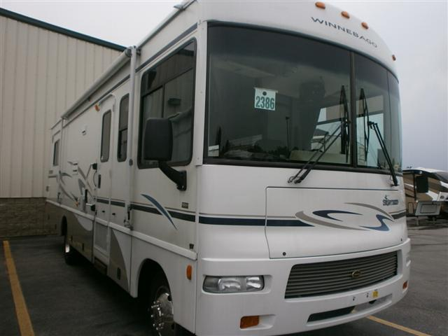 2005 Winnebago Grand Surveyor