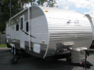 Used 2014 Crossroads Z-1 ZT271BH Travel Trailer For Sale