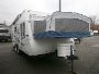 Used 2005 Dutchmen Cub M-215 Hybrid Travel Trailer For Sale