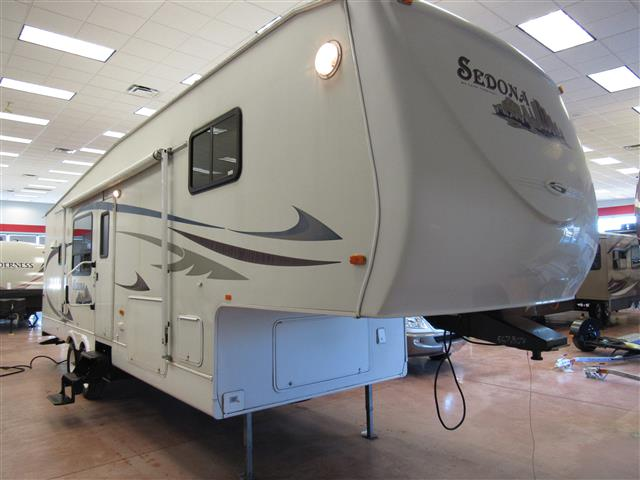 Used 2007 Gulfstream Sedona M29RKFW Fifth Wheel For Sale