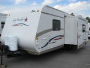 Used 2008 Jayco Jay Feather LGT 25F Travel Trailer For Sale