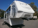 Used 2010 Starcraft LEXION M-316RKSA Fifth Wheel For Sale