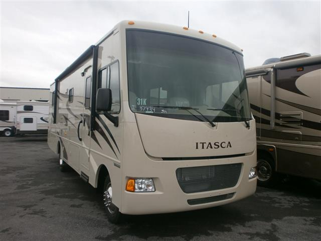 Buy a New Itasca Sunstar in Hamburg, NY.