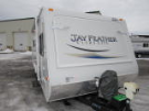 Used 2012 Jayco Jayfeather M23B Hybrid Travel Trailer For Sale