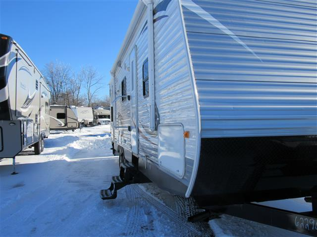 Used 2014 Dutchmen Coleman 262BH Travel Trailer For Sale