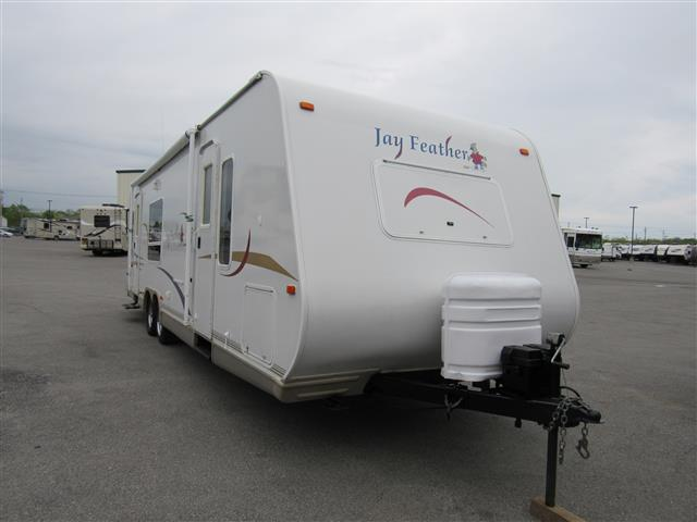 Used 2006 Jayco Jay Feather LGT M-29N Travel Trailer For Sale