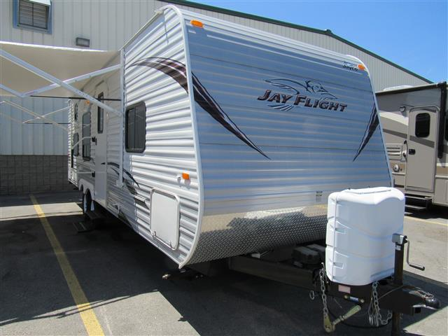 Used 2013 Jayco Jay Flight M-26BH Travel Trailer For Sale