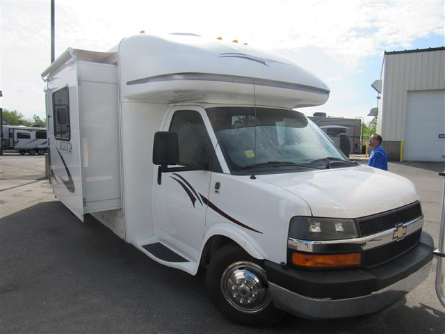 Used 2007 Holiday Rambler Augusta M-252DS Class C For Sale