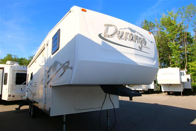 Used 2003 K-Z Coyote 285RL Fifth Wheel For Sale