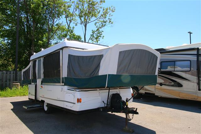 Used 2000 Coleman Grand Tour UTAH Pop Up For Sale