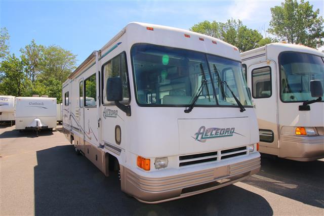 2000 Allegro Bus