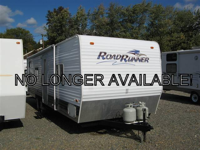 Used 2006 Sun Valley Road Runner Travel Trailer For Sale