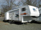 Used 2005 Holiday Rambler Savoy 29SKD Fifth Wheel For Sale