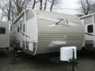 New 2013 Crossroads Z-1 301BH Travel Trailer For Sale