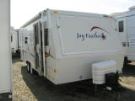 Used 2006 Jayco Jayfeather 23B Hybrid Travel Trailer For Sale