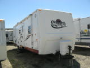 Used 2003 Crossroads Cruiser 31FBS Travel Trailer For Sale